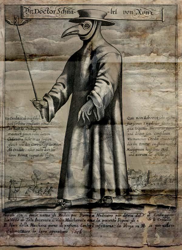 CdN 4×11 – Peste negra y asesinos en serie medievales