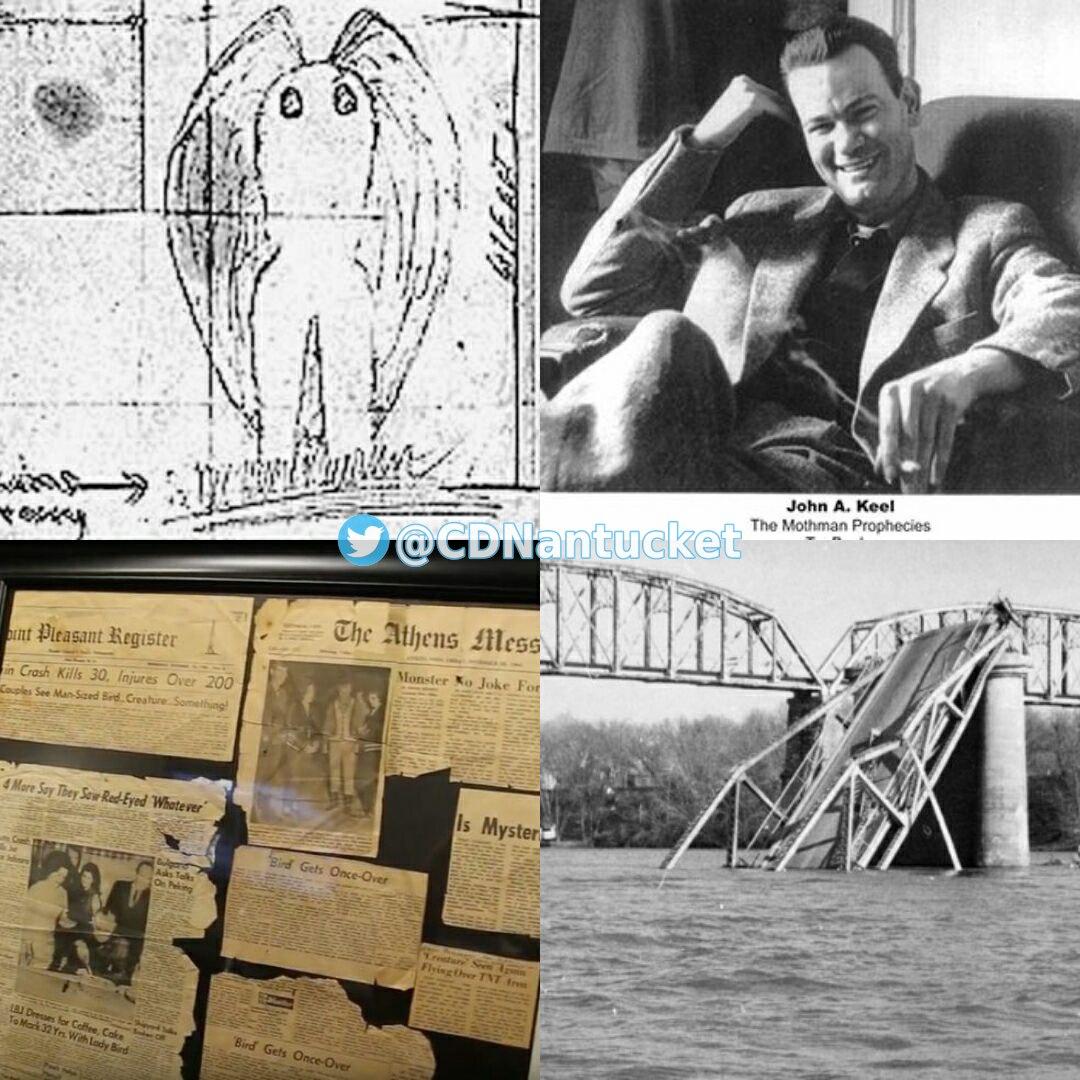 CdN 6×01 – Las profecías del mothman