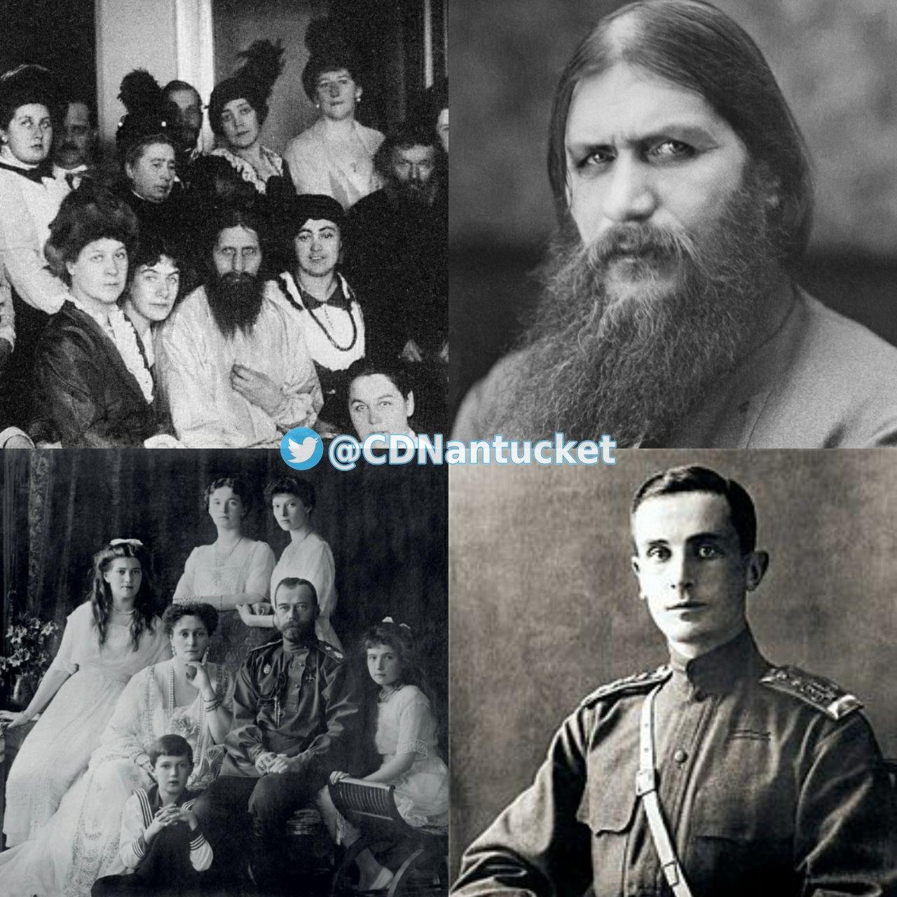 CdN 6×02 – Ras Ras Rasputín (el monje que vino del frío)